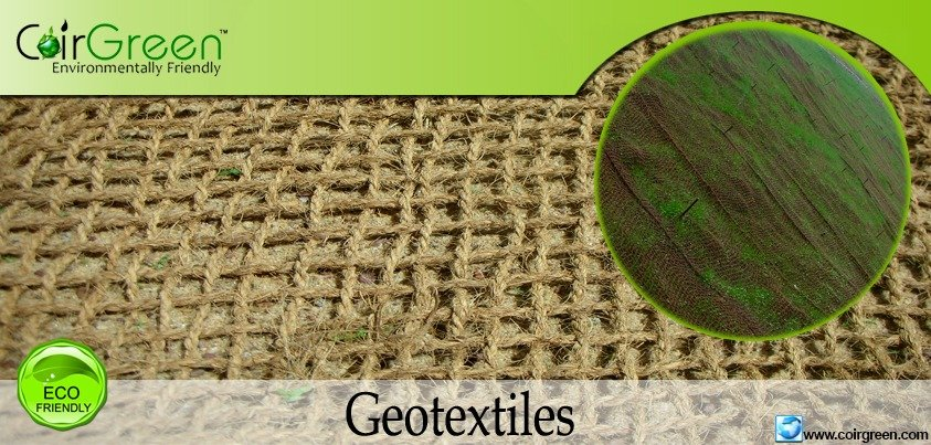 CoirGreen® Geotextiles – An Effective Soil Erosion Prevention Method