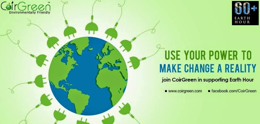 CoirGreen joins millions across the world to mark Earth Day 2014