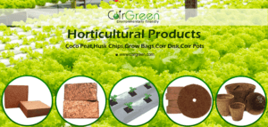 Horticultural Products by CoirGreen